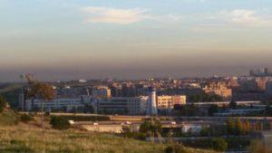 Contaminación del aire exterior