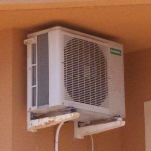 Máquina de aire acondicionado