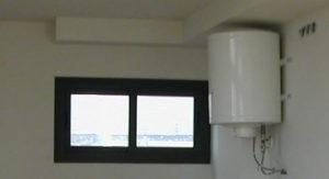 Depósitos acumuladores de agua caliente