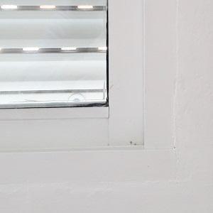 limpiar carpintería aluminio lacado